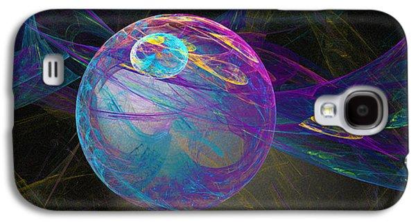 Suspension Galaxy S4 Case by Victoria Harrington