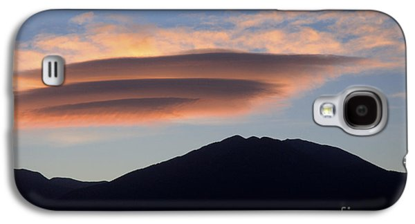 Taos Galaxy S4 Cases - Taos Sunset Galaxy S4 Case by Jerry McElroy