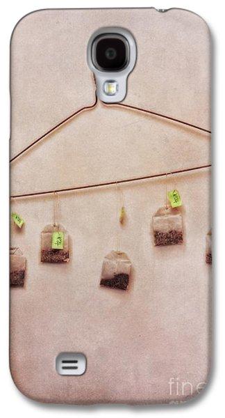 Life Galaxy S4 Cases - Tea Bags Galaxy S4 Case by Priska Wettstein