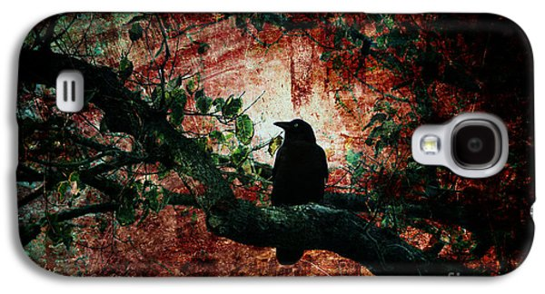 Creepy Galaxy S4 Cases - Tempting Fate Galaxy S4 Case by Andrew Paranavitana