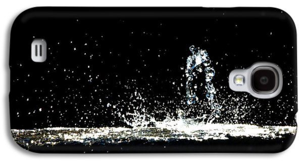 Autumn Art Galaxy S4 Cases - That falls like tears from on high Galaxy S4 Case by Bob Orsillo
