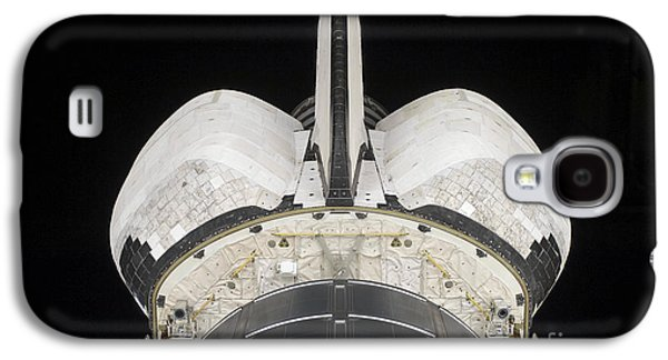 Aft Galaxy S4 Cases - The Aft Portion Of The Space Shuttle Galaxy S4 Case by Stocktrek Images