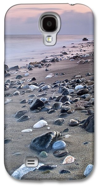Seacape Galaxy S4 Cases - The beggining of the night Galaxy S4 Case by Guido Montanes Castillo