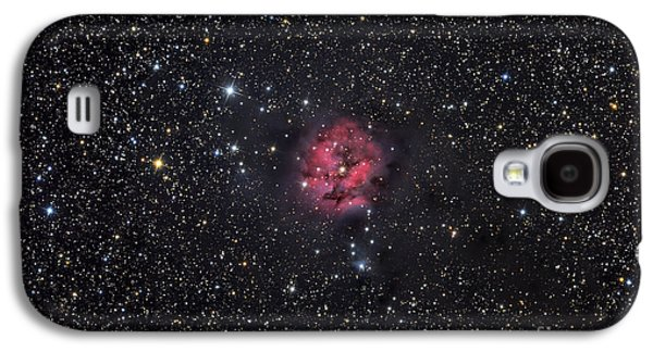 Cocoon Galaxy S4 Cases - The Cocoon Nebula Galaxy S4 Case by Roth Ritter