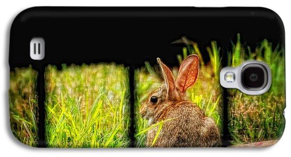Rabbit Digital Galaxy S4 Cases - The Culprit Galaxy S4 Case by Lois Bryan