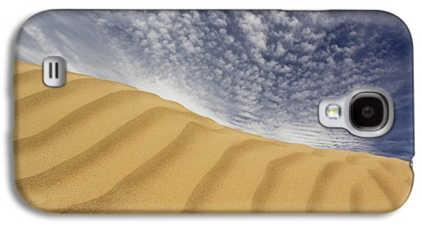 Sand Dunes Galaxy S4 Cases - The Dunes Galaxy S4 Case by Mike McGlothlen