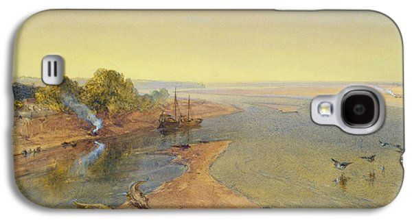 The Ganges Galaxy S4 Case by William Crimea Simpson