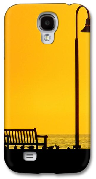 Wildlife Celebration Galaxy S4 Cases - The Long Wait Galaxy S4 Case by Karen Wiles
