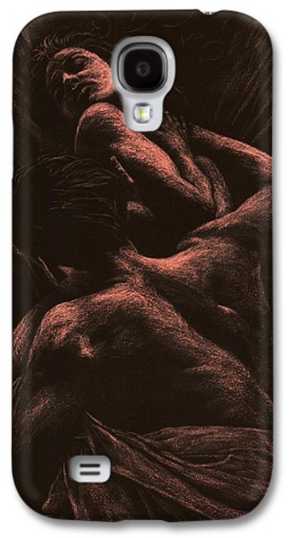 Embracing Galaxy S4 Cases - The Lovers Galaxy S4 Case by Richard Young