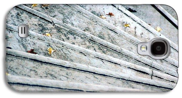 Vicki Ferrari Photography Photographs Galaxy S4 Cases - The Marble Steps of Life Galaxy S4 Case by Vicki Ferrari
