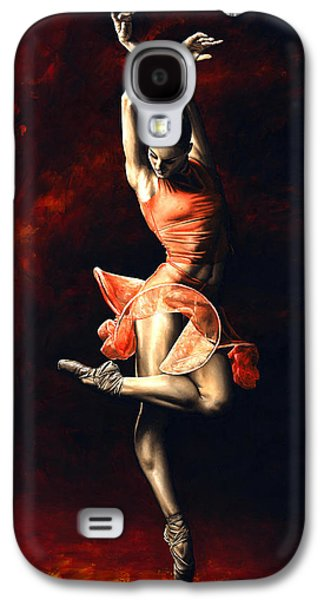 Ballerinas Galaxy S4 Cases - The Passion of Dance Galaxy S4 Case by Richard Young