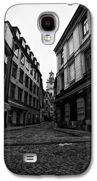 Ancient Galaxy S4 Cases - The Right Way Stockholm Galaxy S4 Case by Stylianos Kleanthous