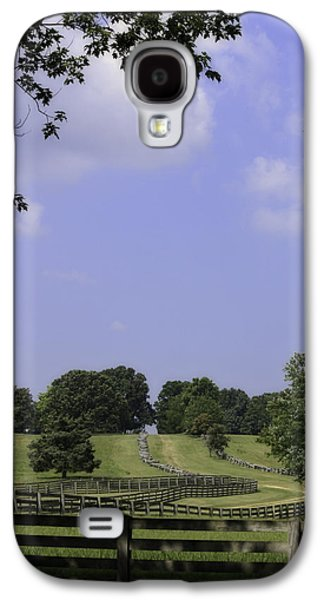 Recently Sold -  - Slavery Galaxy S4 Cases - The Road to Lynchburg from Appomattox Virginia Galaxy S4 Case by Teresa Mucha