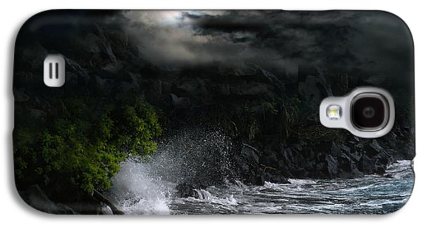Dreamscape Digital Art Galaxy S4 Cases - The Supreme Soul Galaxy S4 Case by Sharon Mau