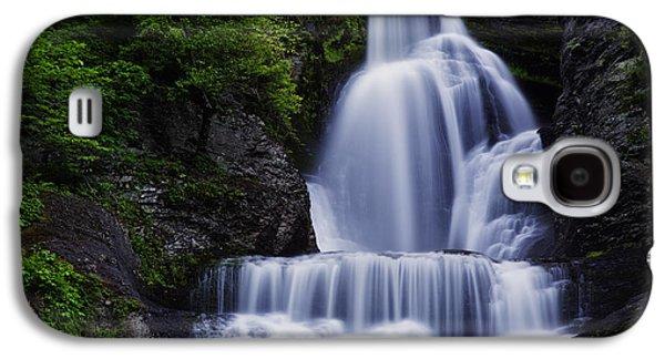 Pennsylvania Galaxy S4 Cases - The Top of Dingmans Falls Galaxy S4 Case by Rick Berk