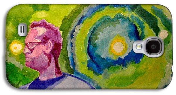 The Um Portal Galaxy S4 Case by Patricia Arroyo