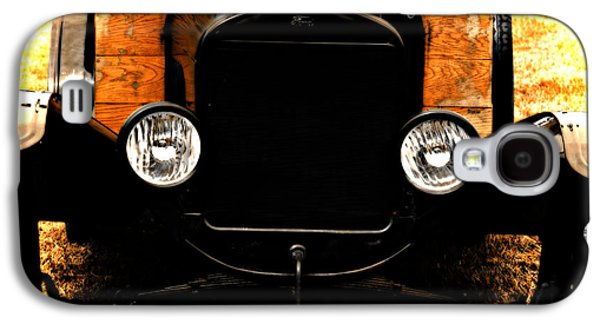 Ford Model T Car Galaxy S4 Cases - Things that crank Galaxy S4 Case by Steven  Digman