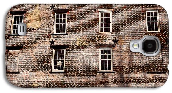 Original Art Photographs Galaxy S4 Cases - Thirteen Windows Galaxy S4 Case by Colleen Kammerer
