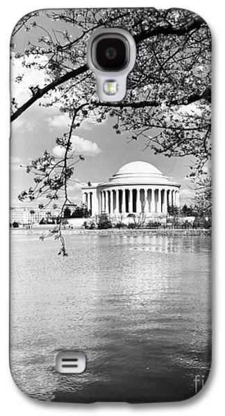 Tidal Photographs Galaxy S4 Cases - Thomas Jefferson Memorial Galaxy S4 Case by Granger