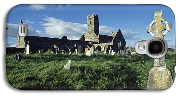 Monasticism Galaxy S4 Cases - Timoleague Abbey, Co Cork, Ireland 13th Galaxy S4 Case by The Irish Image Collection