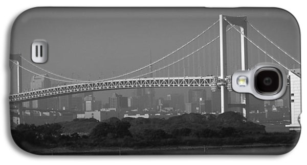 Tokyo Rainbow Bridge Galaxy S4 Case by Naxart Studio