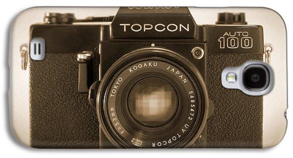 35mm Galaxy S4 Cases - Topcon Auto 100 Galaxy S4 Case by Mike McGlothlen