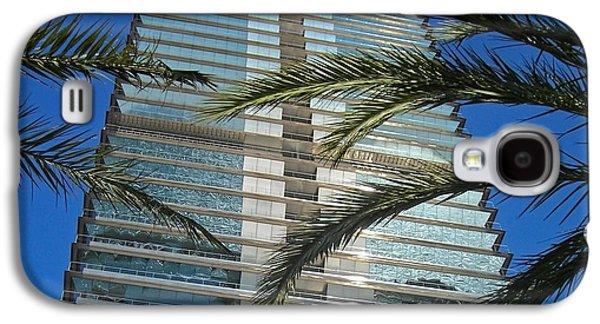 Torre Mapfre - Barcelona Galaxy S4 Case by Juergen Weiss