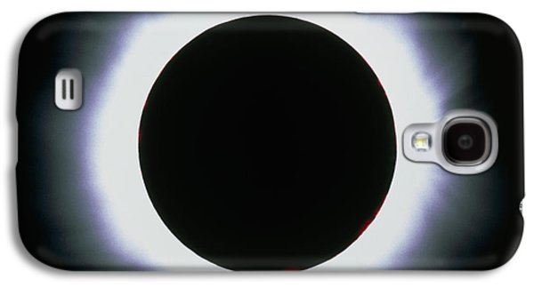Solar Eclipse Galaxy S4 Cases - Total Solar Eclipse, 1999 Galaxy S4 Case by Dr Fred Espenak