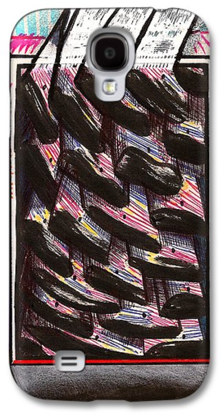 Planning Meeting Space Galaxy S4 Case by Al Goldfarb