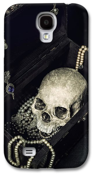 Valuable Galaxy S4 Cases - Treasure Chest Galaxy S4 Case by Joana Kruse