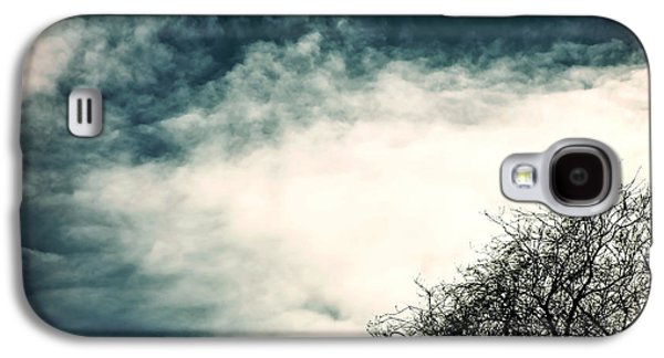 Winter Trees Photographs Galaxy S4 Cases - Tree Crown Galaxy S4 Case by Joana Kruse