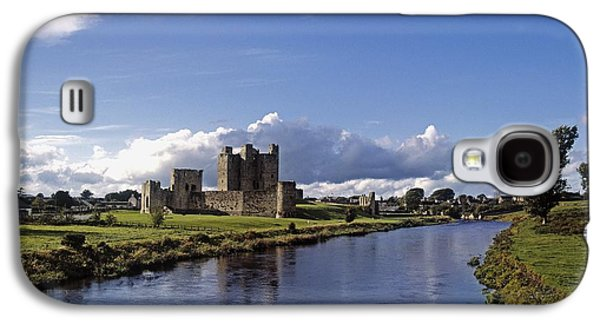 Recently Sold -  - Fantasy Photographs Galaxy S4 Cases - Trim Castle On The River Boyne, County Galaxy S4 Case by The Irish Image Collection