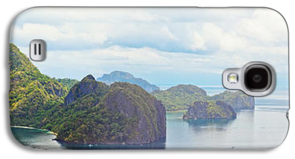 Waterscape Galaxy S4 Cases - Tropical lagoon Galaxy S4 Case by MotHaiBaPhoto Prints