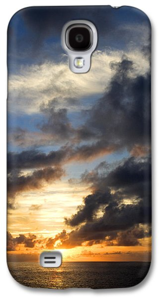 Tropical Sunset Galaxy S4 Case by Fabrizio Troiani