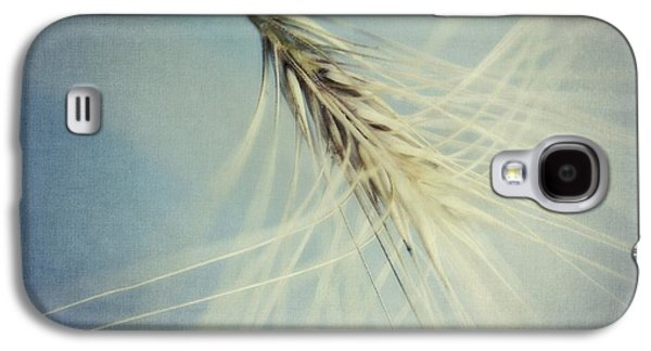 Plant Galaxy S4 Cases - Twirling Galaxy S4 Case by Priska Wettstein