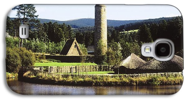 Monasticism Galaxy S4 Cases - Ulster History Park, Omagh, County Galaxy S4 Case by The Irish Image Collection
