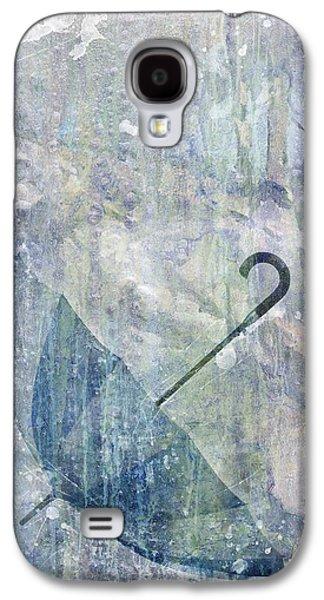 Umbrella Galaxy S4 Case by Brett Pfister