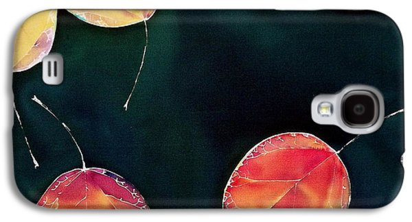 Dye Tapestries - Textiles Galaxy S4 Cases - Untitled Galaxy S4 Case by Carolyn Doe
