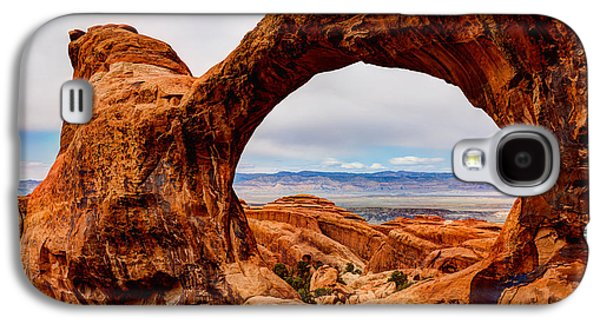 Outdoor Galaxy S4 Cases - Upper Double O Galaxy S4 Case by Chad Dutson
