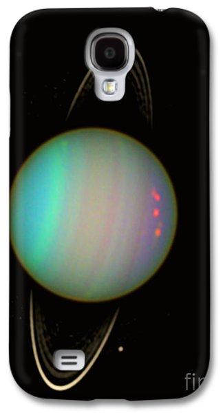 Desdemona Galaxy S4 Cases - Uranus Galaxy S4 Case by Science Source