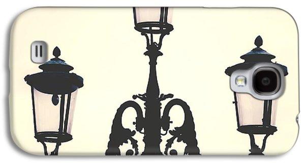 Lantern Galaxy S4 Cases - Venetian Lantern Galaxy S4 Case by Joana Kruse