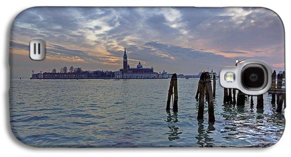 San Marco Galaxy S4 Cases - Venice San Giorgio Maggiore Galaxy S4 Case by Joana Kruse