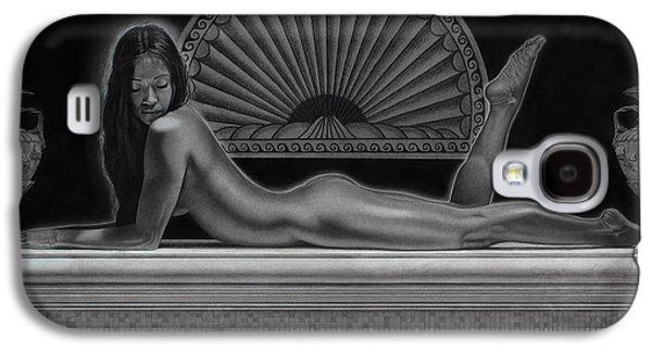 Illustrator Galaxy S4 Cases - Venus Galaxy S4 Case by Tim Dangaran