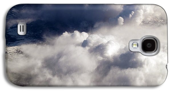 Terra Firma Galaxy S4 Cases - View From Above V Galaxy S4 Case by Patricia Griffin Brett