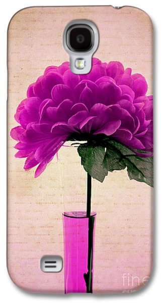 Aimelle Prints Galaxy S4 Cases - Violine Galaxy S4 Case by Aimelle
