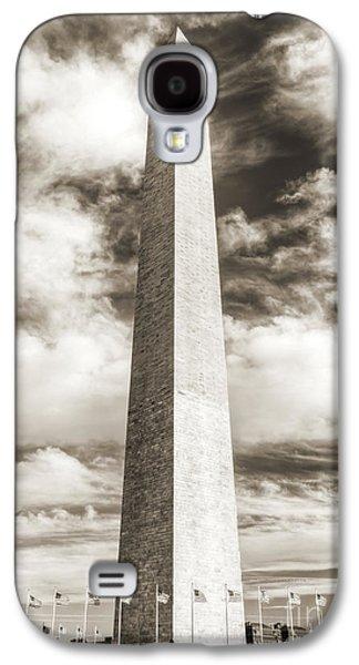 Washington Monument Galaxy S4 Case by Dustin K Ryan
