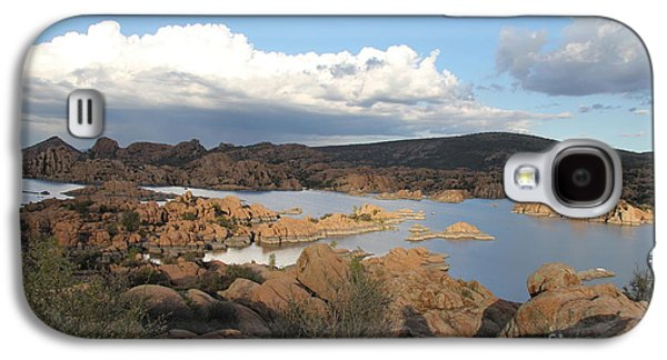 Watson Lake 2 Galaxy S4 Case by Diane Greco-Lesser