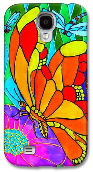 Fantasy Glass Galaxy S4 Cases - We Fly Galaxy S4 Case by Farah Faizal