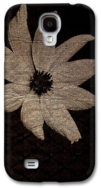 Nature Abstracts Galaxy S4 Cases - Weatherbeaten Galaxy S4 Case by Bonnie Bruno