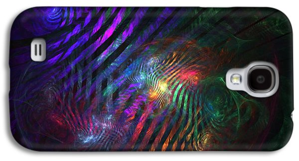 Digital Art Greeting Cards Galaxy S4 Cases - What Was and What Will Be Galaxy S4 Case by Lyle Hatch